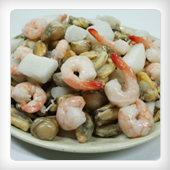 FROZEN SEAFOOD MIX